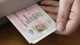 ВРоссии утвердили изменения вводительские права иПТС