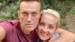 Abendlich Hamburg: западные спецслужбы «заменят» Навального его женой