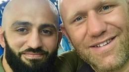 Бойцы Bellator иUFC— Харитонов иЯндиев записали видеообращение после драки