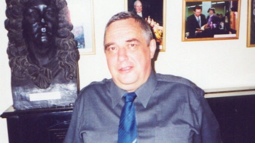 Скончался писатель-фантаст Сергей Синякин
