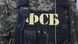 Спецслужбы предотвратили теракты вмосковском регионе