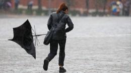 НаПетербург иМоскву обрушится циклон «Таня»