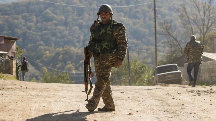 Азербайджан непризнал резолюцию сената Франции поНагорному Карабаху