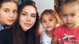 Самойлова объяснила, почему дочкам досталась еефамилия, анеДжигана
