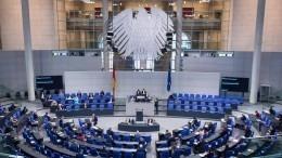 ВГермании призвали кдиалогу сРоссией «спозиции силы»