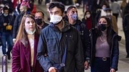 Турцию накрыла третья волна коронавируса