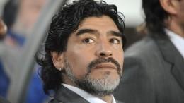 «Есть только один Марадона»— Неаполь иАргентина прощаются слегендой футбола