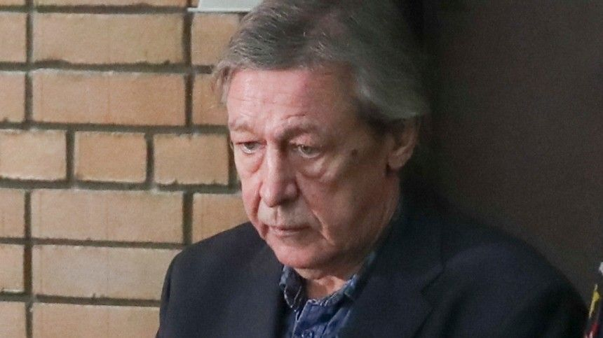 Адвокат рассказал, почему жена Ефремова подала наразвод