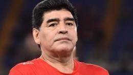 Прямая трансляция прощания слегендой футбола Марадоной вБуэнос-Айресе