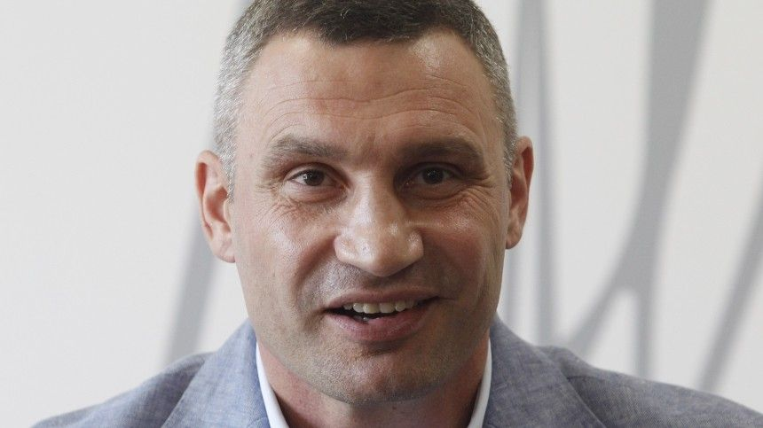 «Смотреть взавтрашний день»: Кличко презентовал сборник своих коронных цитат