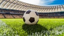 Сборная России пофутболу опустилась с34-го на39-е место врейтинге ФИФА