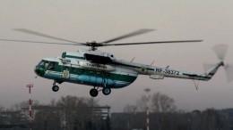 СКопубликовал видео жесткой посадки вертолета ваэропорту Волгограда