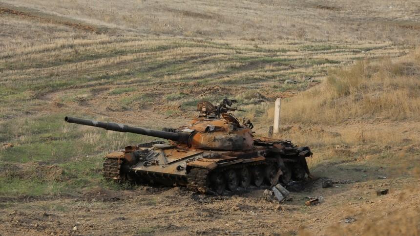 Парламент Армении неснял военное положение встране