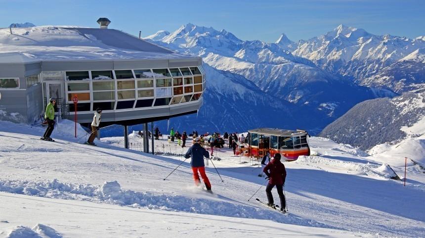 Меркель будет добиваться закрытия всех горнолыжных курортов Европы