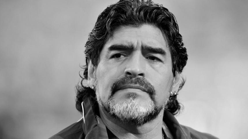 Марадона похоронен накладбище впредместье Буэнос-Айреса