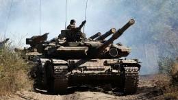 «Ждем выстрелов вспину»: Украина оценила возможность вернуть Донбасс силой