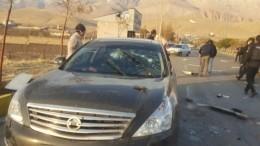 Террористы убили одного изсоздателей ядерной программы Ирана