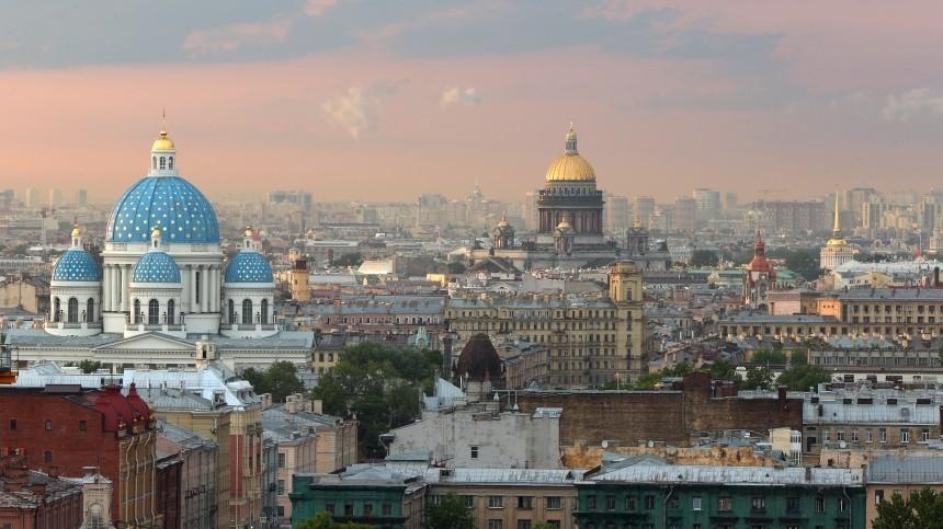 Петербург получил туристический «Оскар» как лидирующее культурное направление мира
