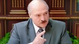 Лукашенко заявил оперехвате пресс-конференции Тихановской