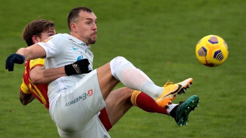 «Зенит» после ничьей с«Арсеналом» временно возглавил таблицу РПЛ