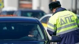 Жестко задержанная вЕкатеринбурге девушка-водитель ехала без прав