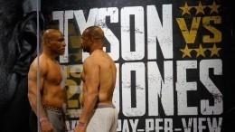 Федерация бокса России предложит Тайсону иДжонсу провести повторный бой