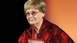 Сильная слабая женщина: Нина Гребешкова отмечает 90-летие