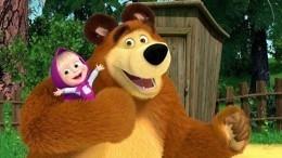 Мультсериал «Маша иМедведь» номинирован название лучшего детского шоу
