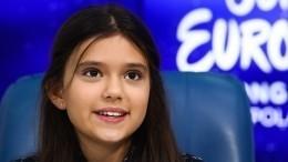 Школьница изПетербурга заняла десятое место на«Детском Евровидении»