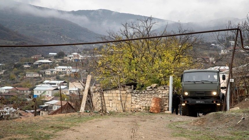 Пашинян объяснил отказ отпредложения поНагорному Карабаху воктябре