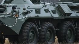 Убийство понеосторожности: что грозит главе «Академии-милитари» после гибели человека под колесами БТР