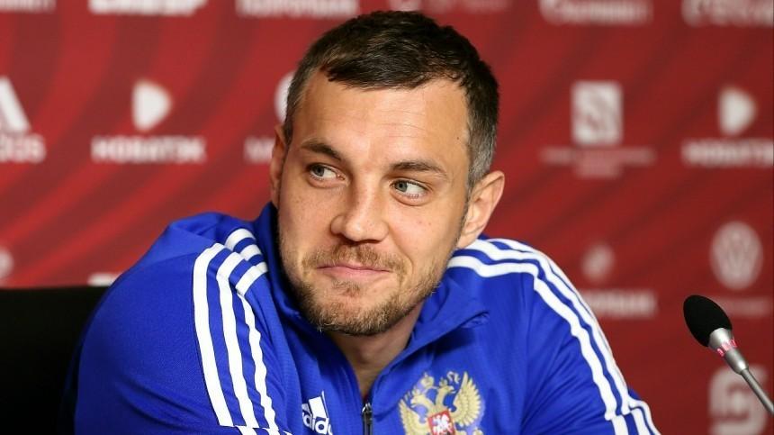 «Стержневой игрок»: Дзюба вернется вроссийскую сборную пофутболу наЕвро-2020