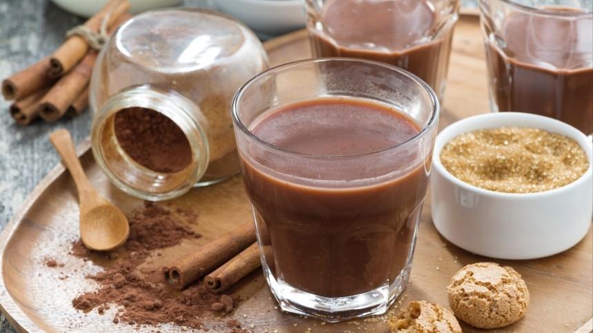 Ученые рассказали онеожиданном эффекте отупотребления какао