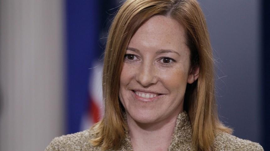 Возвращение Псаки: ТОП-5 «крылатых» фраз будущего пресс-секретаря Белого дома