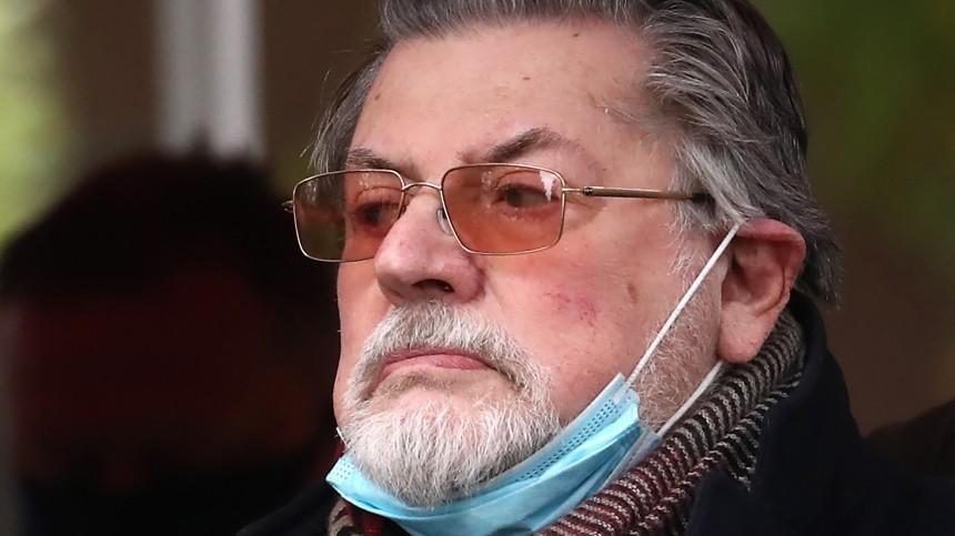 ВМосковском театре Сатиры рассказали осостоянии госпитализированного Ширвиндта