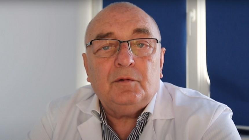 «Полная ерунда»: основатель бренда сырков Александров неверил вCOVID-19