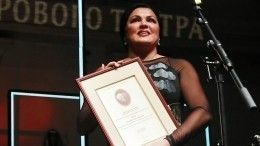 Анна Нетребко иСветлана Захарова стали лауреатами премии Станиславского