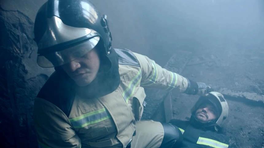 «Великолепная пятерка-3. Пожар»