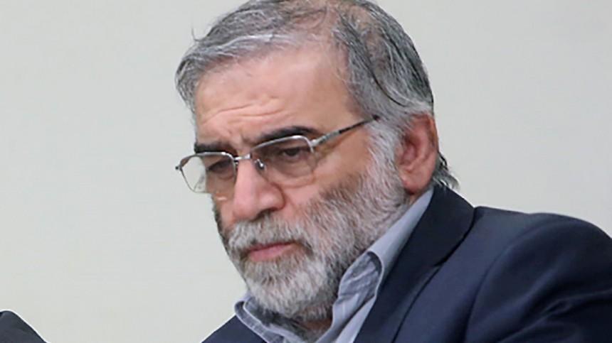 Стали известны подробности убийства иранского физика-ядерщика Фахризаде