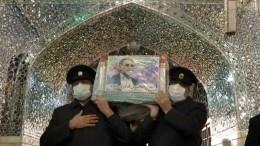 Назван тип оружия, изкоторого был убит иранский физик-ядерщик