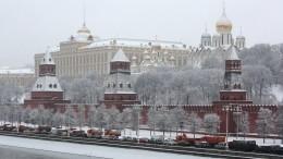 Будетли снежный покров вМоскве перед Новым годом?