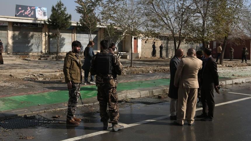 Сотрудникам дипмиссии РФвКабуле госпитализация непонадобилась