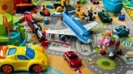 ВМинздраве назвали опасные для детской психики игрушки