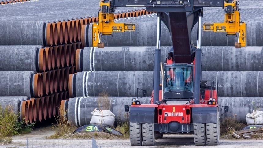 Власти Германии подтвердили возобновление проекта «Северный поток— 2»