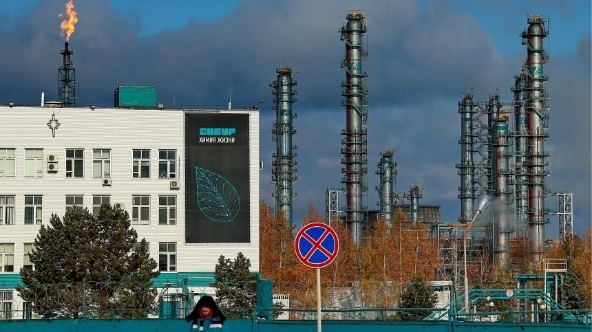 Путин призвал активнее продвигать продукцию российской нефтехимии вРоссии изарубежом