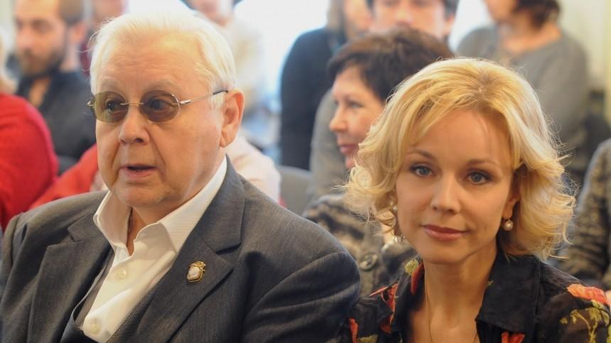 «Необрадовалсябы»: Марина Зудина рассказала, что расстроилобы Табакова