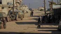 Сирийский Алеппо разминируют— видео