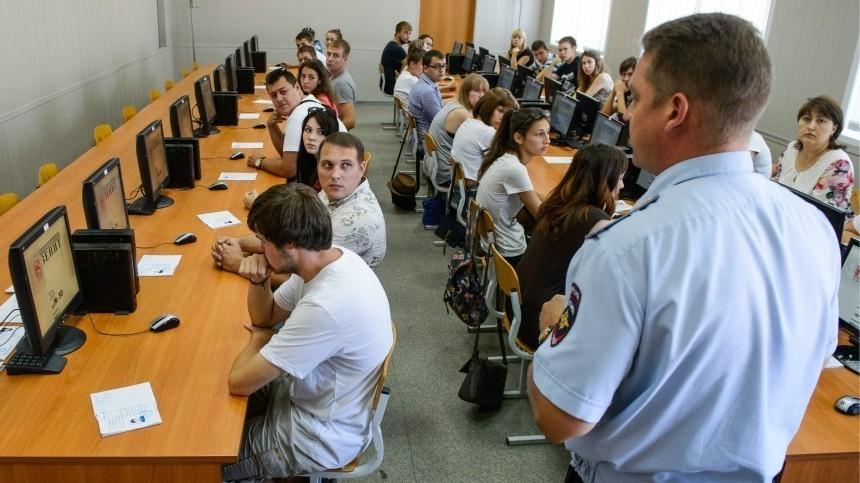 МВД предложило допускать кэкзамену направа 16-летних