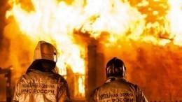 Видео: Около 500 человек оказались без света из-за пожара вколлекторе вМоскве