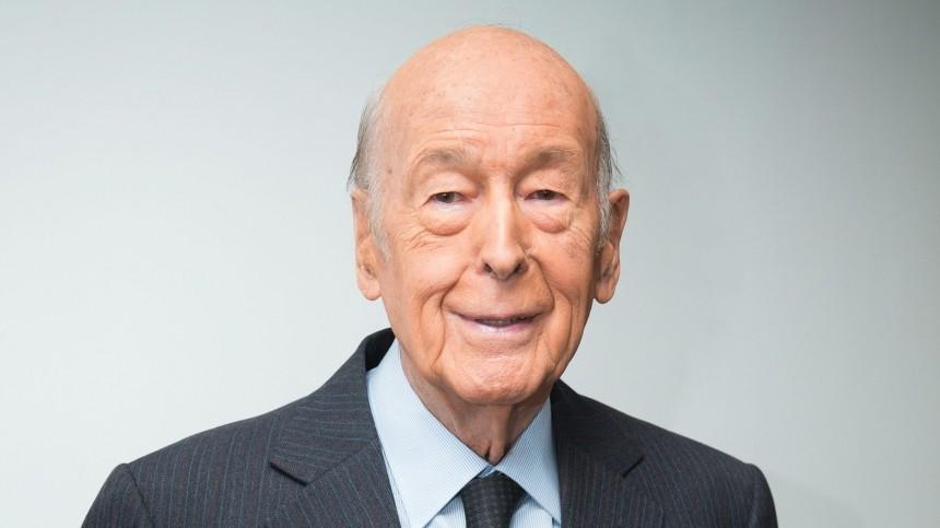 Скончался бывший президент Франции— Валери Жискар д'Эстен